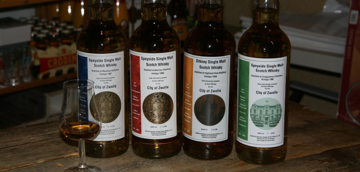 Lancering 9e Zwolse Whisky