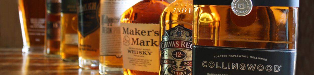 Schotse Whisky gebieden