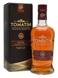 Tomatin 14 jaar, Port Casks
