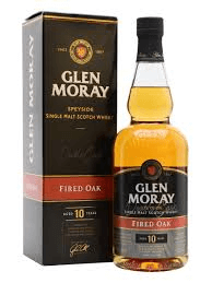 Glen Moray 10 jaar, Fired Oak