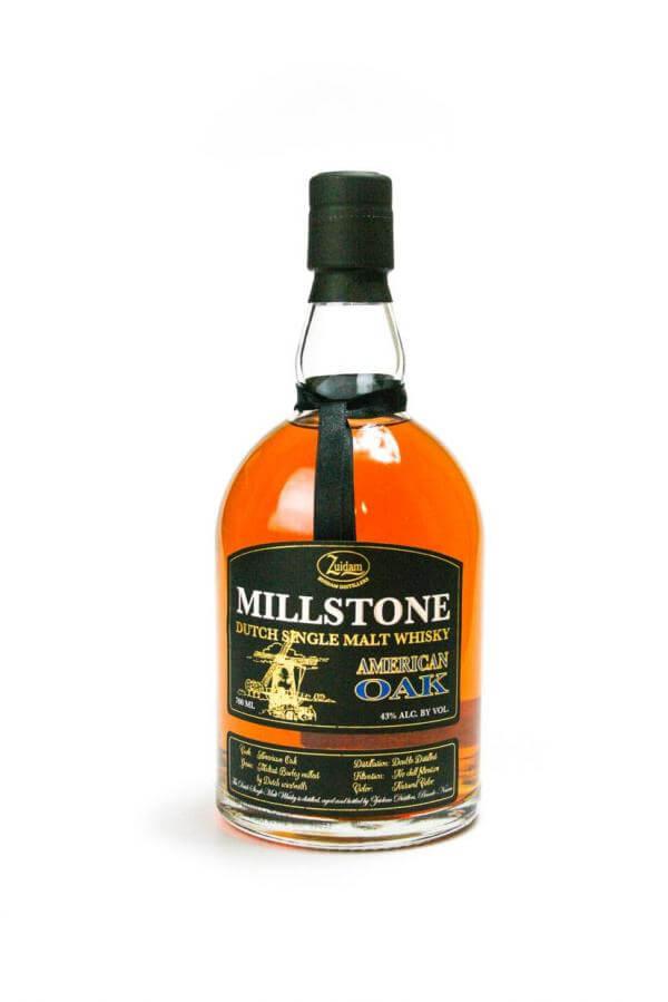 Millstone, American Oak