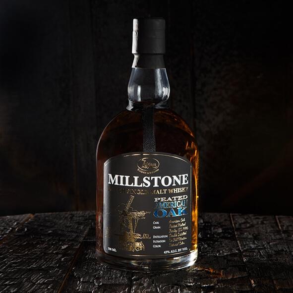 Millstone Peated American Oak
